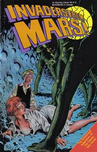 Cover Thumbnail for Invaders from Mars (Malibu, 1990 series) #2