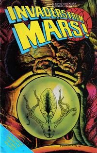 Cover Thumbnail for Invaders from Mars (Malibu, 1990 series) #3