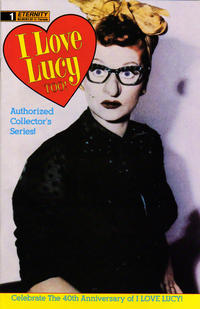 Cover Thumbnail for I Love Lucy Book Two (Malibu, 1990 series) #1