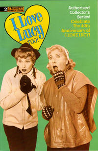 Cover Thumbnail for I Love Lucy Book Two (Malibu, 1990 series) #2