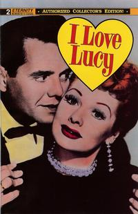 Cover Thumbnail for I Love Lucy (Malibu, 1990 series) #2