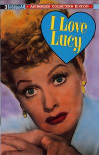 Cover Thumbnail for I Love Lucy (Malibu, 1990 series) #3