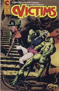 Cover Thumbnail for Victims (Malibu, 1988 series) #1