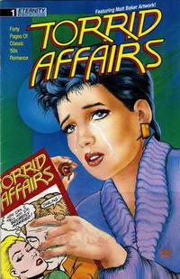 Cover Thumbnail for Torrid Affairs (Malibu, 1988 series) #1