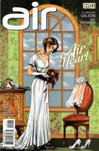 Cover Thumbnail for Air (DC, 2008 series) #15