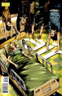 Cover Thumbnail for Air (DC, 2008 series) #16