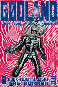 Cover Thumbnail for Godland (Image, 2005 series) #28