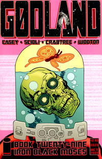 Cover Thumbnail for Godland (Image, 2005 series) #29