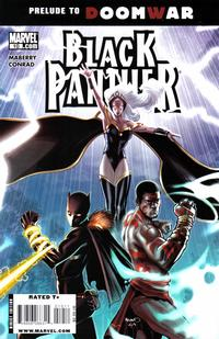 Cover Thumbnail for Black Panther (Marvel, 2009 series) #10