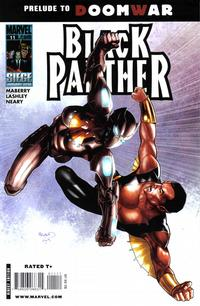 Cover Thumbnail for Black Panther (Marvel, 2009 series) #11