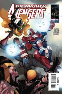 Cover Thumbnail for The Mighty Avengers (Marvel, 2007 series) #32