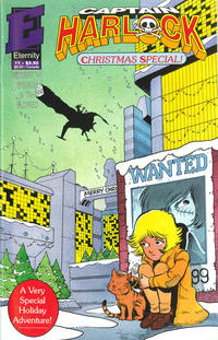 Cover Thumbnail for Captain Harlock Christmas Special (Malibu, 1991 series) #1