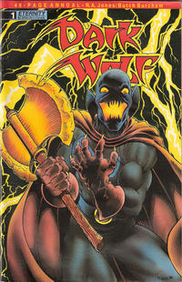 Cover Thumbnail for Dark Wolf Annual (Malibu, 1988 series) #1
