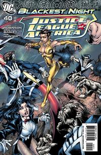Cover Thumbnail for Justice League of America (DC, 2006 series) #40
