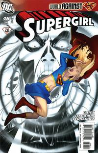 Cover Thumbnail for Supergirl (DC, 2005 series) #48