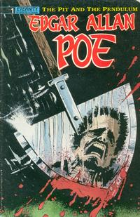 Cover Thumbnail for Edgar Allan Poe: The Pit and the Pendulum and Other Stories (Malibu, 1988 series) #1