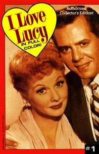 Cover Thumbnail for I Love Lucy in Full Color (Malibu, 1991 series) #1