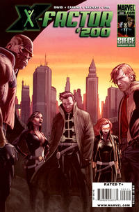 Cover Thumbnail for X-Factor (Marvel, 2006 series) #200