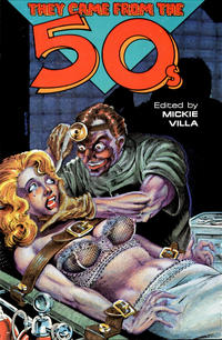 Cover Thumbnail for They Came from the 50's (Malibu, 1990 series)