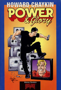 Cover Thumbnail for Power and Glory (Malibu, 1994 series)