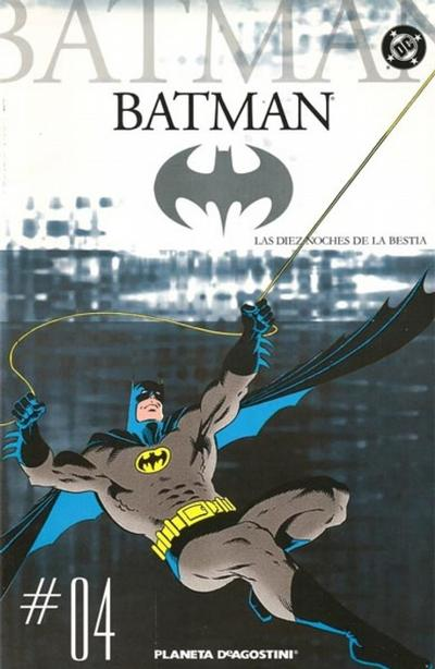 Cover for Coleccionable Batman (Planeta DeAgostini, 2005 series) #4