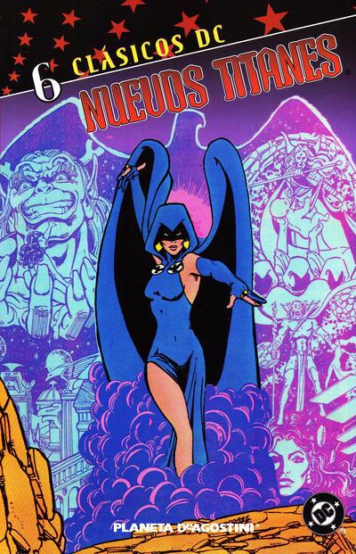 Cover for Clásicos DC: Nuevos Titanes (Planeta DeAgostini, 2005 series) #6
