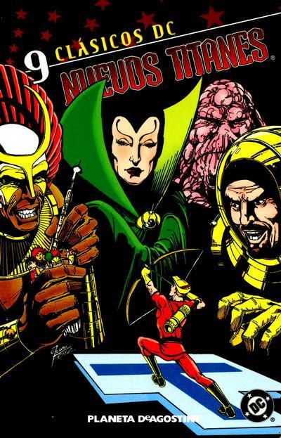 Cover for Clásicos DC: Nuevos Titanes (Planeta DeAgostini, 2005 series) #9