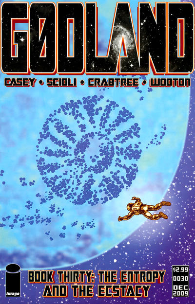 Cover for Godland (Image, 2005 series) #30