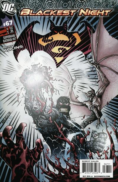 Cover for Superman / Batman (DC, 2003 series) #67