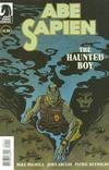 Cover for Abe Sapien: The Haunted Boy (Dark Horse, 2009 series) #[nn]