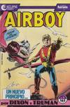 Cover for Airboy (Planeta DeAgostini, 1990 series) #1
