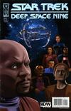 Cover for Star Trek: Deep Space Nine: Fool's Gold (IDW, 2009 series) #1 [Cover A]