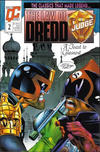Cover for The Law of Dredd (Fleetway/Quality, 1988 series) #2