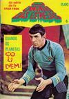 Cover for O Caminho das Estrelas [Star Trek] (Agência Portuguesa de Revistas, 1978 series) #6