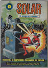 Cover for O Herói (3ª série) [Solar] (Editora Brasil-América [EBAL], 1966 series) #4