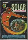 Cover for O Herói (3ª série) [Solar] (Editora Brasil-América [EBAL], 1966 series) #6