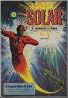 Cover for O Herói (3ª série) [Solar] (Editora Brasil-América [EBAL], 1966 series) #9