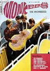 Cover for Lançamento (1ª Série) [Os Monkees] (Editora Brasil-América [EBAL], 1968 series) #2