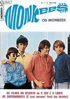 Cover for Lançamento (1ª Série) [Os Monkees] (Editora Brasil-América [EBAL], 1968 series) #3