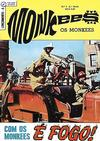 Cover for Lançamento (1ª Série) [Os Monkees] (Editora Brasil-América [EBAL], 1968 series) #4