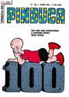 Cover for Pinduca [Henry] (Editora Brasil-América [EBAL], 1953 series) #100
