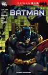 Cover for Batman (Planeta DeAgostini, 2007 series) #27