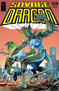 Cover Thumbnail for Savage Dragon (Image, 1993 series) #154