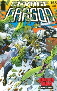 Cover Thumbnail for Savage Dragon (Image, 1993 series) #155