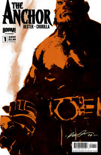 Cover Thumbnail for The Anchor (Boom! Studios, 2009 series) #1