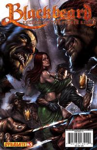 Cover Thumbnail for Blackbeard: Legend of the Pyrate King (Dynamite Entertainment, 2009 series) #3