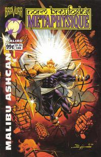 Cover Thumbnail for Metaphysique Malibu Ashcan (Malibu, 1995 series)