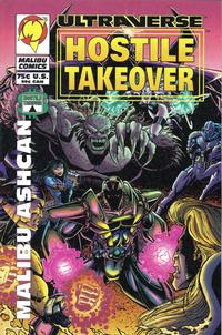Cover Thumbnail for Hostile Takeover Malibu Ashcan (Malibu, 1994 series)