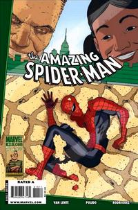 Cover Thumbnail for The Amazing Spider-Man (Marvel, 1999 series) #615