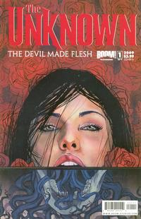 Cover Thumbnail for The Unknown: The Devil Made Flesh (Boom! Studios, 2009 series) #1 [Cover A]